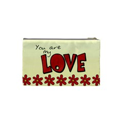 You Are My Love   Cosmetic Bag (large)   By Carmensita   Cosmetic Bag (small)   Dwiivhamlbvm   Www Artscow Com Back