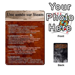 King Planet Steam   Fr   Order X3 By Whisper   Playing Cards 54 Designs   Lgekljkkmvu0   Www Artscow Com Front - ClubK