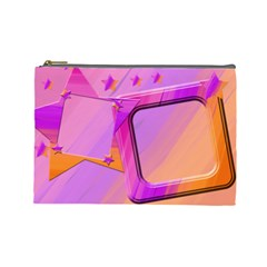 Stars By Add In Goodness And Kindness   Cosmetic Bag (large)   B6rnrpi1laod   Www Artscow Com Front
