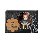 Attitude  Large Cosmetic Case - Cosmetic Bag (Large)