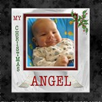 Christmas Angel 16x16 Canvas - Canvas 16  x 16