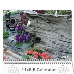 St  Dizier 2011 Calendar Final By Beki St  Dizier   Wall Calendar 11  X 8 5  (12 Months)   O6iq2leyrlkn   Www Artscow Com Cover
