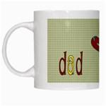dad mug - White Mug