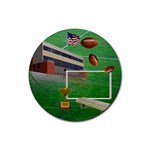 football round 5 - Rubber Coaster (Round)