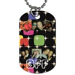 shira bday - Dog Tag (One Side)