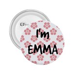 EMMA - 2.25  Button