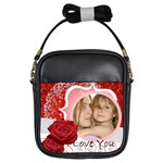 love bag - Girls Sling Bag