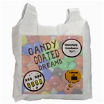halloween candy bag4 - Recycle Bag (One Side)