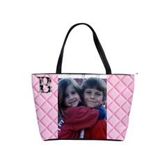 Classic Shoulder Handbag By Laura Mueller   Classic Shoulder Handbag   A5auq8q7ljkg   Www Artscow Com Front