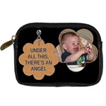Cute Angel Camera Case - Digital Camera Leather Case