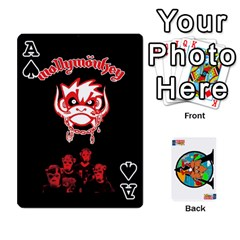 Ace 2010 Deck By Vicky   Playing Cards 54 Designs   Lxa3wnxknrp4   Www Artscow Com Front - SpadeA