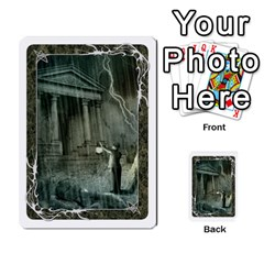 White Bordered Domain Cards (6 Sets   Single Sided) By Colorcrayons   Multi Purpose Cards (rectangle)   7okt6u1mwpek   Www Artscow Com Back 51