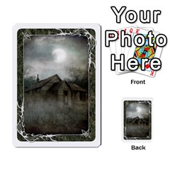 White Bordered Domain Cards (6 Sets   Single Sided) By Colorcrayons   Multi Purpose Cards (rectangle)   7okt6u1mwpek   Www Artscow Com Back 11