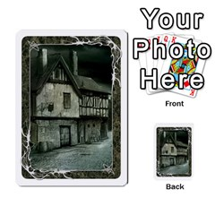 White Bordered Domain Cards (6 Sets   Single Sided) By Colorcrayons   Multi Purpose Cards (rectangle)   7okt6u1mwpek   Www Artscow Com Back 3