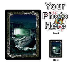 Black Bordered Domain Cards (6 Sets   Single Sided) By Colorcrayons   Multi Purpose Cards (rectangle)   Qvq603vc8tft   Www Artscow Com Back 8