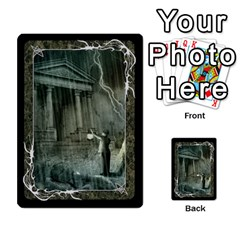 Black Bordered Domain Cards (6 Sets   Single Sided) By Colorcrayons   Multi Purpose Cards (rectangle)   Qvq603vc8tft   Www Artscow Com Back 15