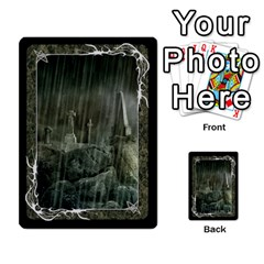 Black Bordered Domain Cards (6 Sets   Single Sided) By Colorcrayons   Multi Purpose Cards (rectangle)   Qvq603vc8tft   Www Artscow Com Back 18