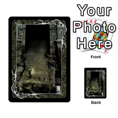 Black Bordered Domain Cards (6 Sets   Single Sided) By Colorcrayons   Multi Purpose Cards (rectangle)   Qvq603vc8tft   Www Artscow Com Back 37