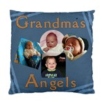 Grandma s Angels Pillow - Standard Cushion Case (Two Sides)