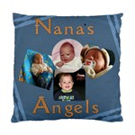 Nana s Angels Pillow - Standard Cushion Case (Two Sides)