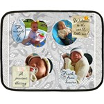Fresh From Heaven Mini Fleece Blanket - Fleece Blanket (Mini)