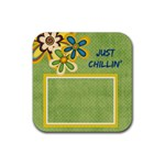 Tutti-Frutti Rubber Coaster - Rubber Coaster (Square)