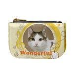 Wonfderful cat - Mini Coin Purse