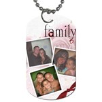 BELLA - Dog Tag (One Side)
