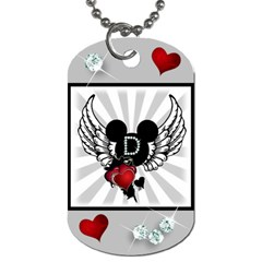 Danielle  By Danielle    Dog Tag (two Sides)   4yq4s6jjtcyy   Www Artscow Com Front