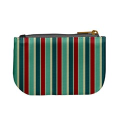 Red & Blue Stripes Monogram Mini Coin Purse By Klh   Mini Coin Purse   Orkhspour8ru   Www Artscow Com Back