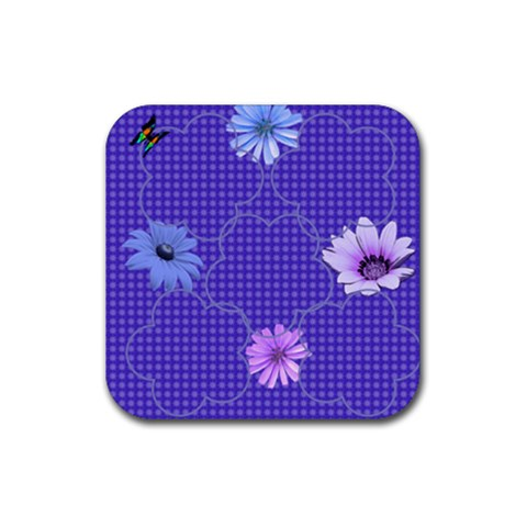 Coaster Empty By Galya   Rubber Coaster (square)   70aagpoeb3e8   Www Artscow Com Front