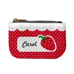 Strawberries 01 - Mini Coin Purse
