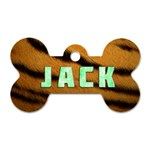 JACK - DOG TAG - Dog Tag Bone (Two Sides)