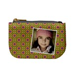 Casual  purse psychodelic - Mini Coin Purse