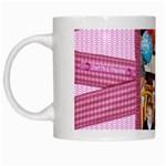 grandma mug gift - White Mug