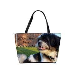 Shoulder Bag By Carrington   Classic Shoulder Handbag   1ehj24azahmg   Www Artscow Com Back