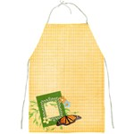 Butterfly Apron - Full Print Apron