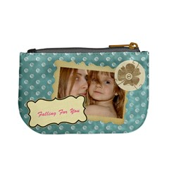 Dot  Dot Bag By Wood Johnson   Mini Coin Purse   Sey5il4zji0r   Www Artscow Com Back