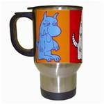 Monster 1 - Travel Mug - Travel Mug (White)