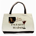Party Trained Tote Bag - Basic Tote Bag