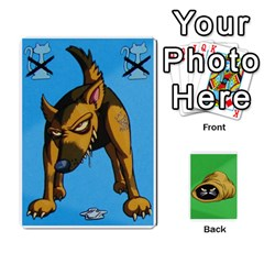 The Cat In The Sack Game By Jorge   Playing Cards 54 Designs   Ep0gxbsflvzd   Www Artscow Com Front - Spade3