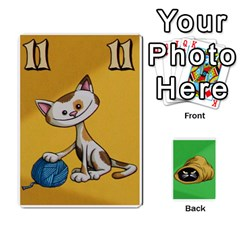 Jack The Cat In The Sack Game By Jorge   Playing Cards 54 Designs   Ep0gxbsflvzd   Www Artscow Com Front - HeartJ