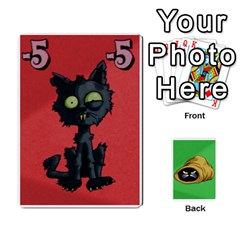 The Cat In The Sack Game By Jorge   Playing Cards 54 Designs   Ep0gxbsflvzd   Www Artscow Com Front - Diamond8