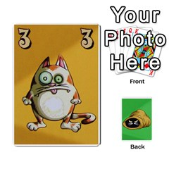 Jack The Cat In The Sack Game By Jorge   Playing Cards 54 Designs   Ep0gxbsflvzd   Www Artscow Com Front - DiamondJ