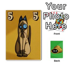 The Cat In The Sack Game By Jorge   Playing Cards 54 Designs   Ep0gxbsflvzd   Www Artscow Com Front - Club10