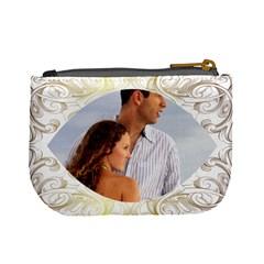 Love Bag By Wood Johnson   Mini Coin Purse   9pb6jiiki539   Www Artscow Com Back