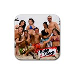 budd2 - Rubber Coaster (Square)