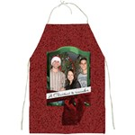 A Christmas To Remember Apron - Full Print Apron