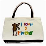 nolan - Basic Tote Bag (Two Sides)