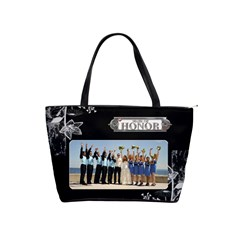 Maid Of Honor Handbag (american English Spelling) By Lil    Classic Shoulder Handbag   Wlk6a5d6wkle   Www Artscow Com Front